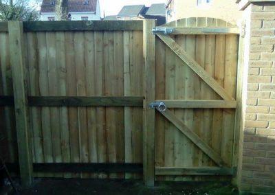 Fencing 7